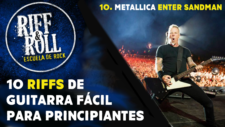 Metallica – Enter Sandman