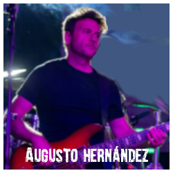 Clases de bajo On-line con Augusto Fernández
