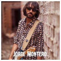 Clases On-line de guitarra con Jorge Montero