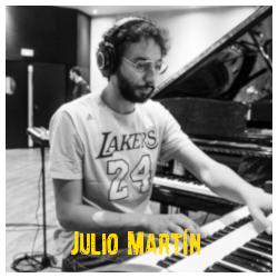 Clases de piano On-line con Julio Martín