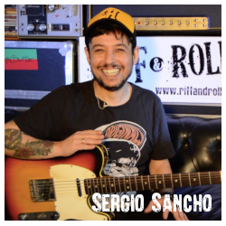 Clases de guitarra On-line con Sergio Sancho